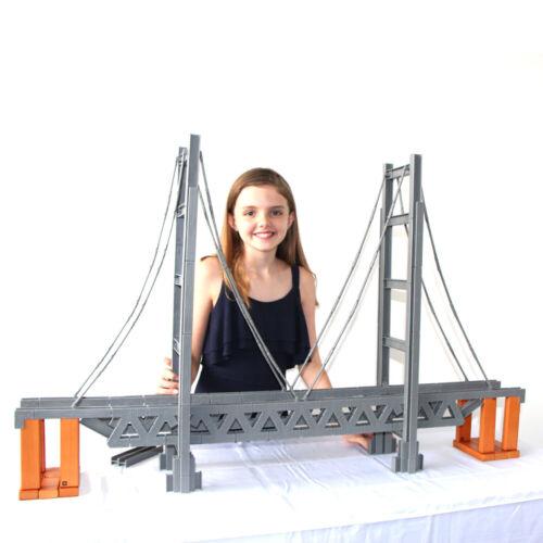 Bridge Builder Set 620 Pieces