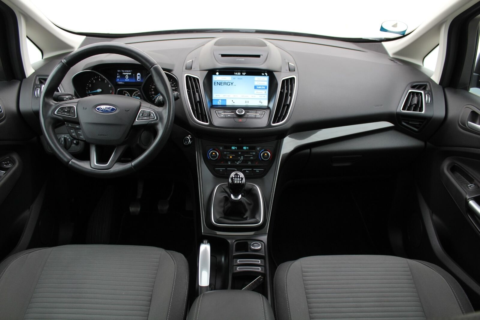 Ford C-MAX 1,0 SCTi 125 Fun - billede 6