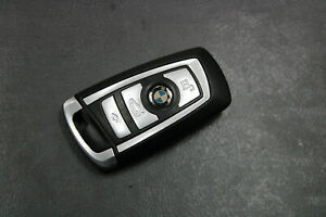 BMW-5er-F10-6er-F06-7er-F01-Schluessel-Funkschluessel-Fernbedienung-868MHz-9226935