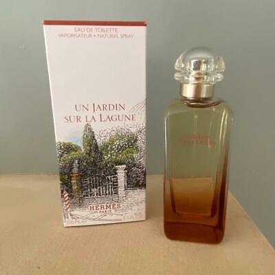 Hermes Original Nuevo Y En Caja Un Jardin Sur La Lagune Eau de Toilette 100ml PVP £ 89 | eBay