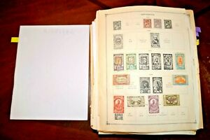 """CatalinaStamps: Worldwide Stamp Collection, """"A"""" Countries, 5000+ Stamps, D300"""