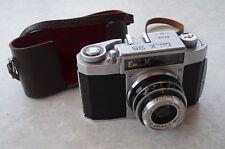 EMI K Vintage 35mm Cámara Con Lente Fujiyama 1:2 .8 - 50mm