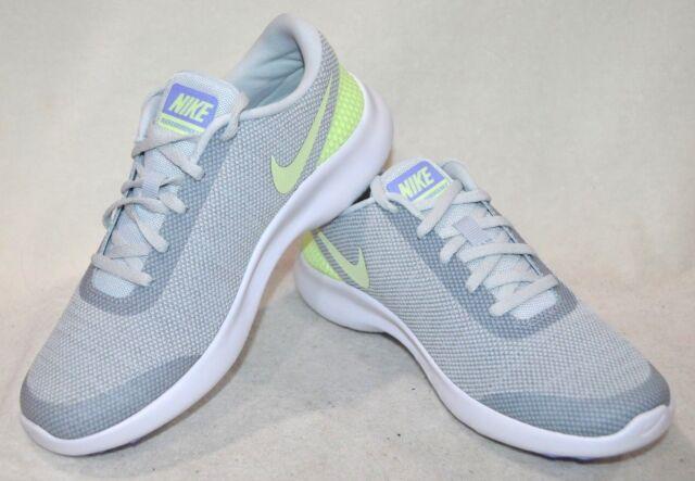 33096b621fac Nike Women s Flex Experience RN 7 Platinum B-Volt Running Shoes-Asst Size