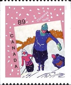 Canada      # 2185i    CHRISTMAS CARDS     New 2006 Die Cut Issue