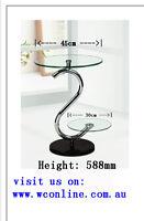 Side Lamp Bedside Coffee Table Home Office Furniture|ausmart:www.wconline.com.au