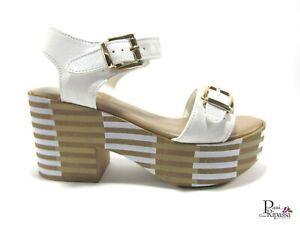 Sandales Chaussures pour Femmes Compensé