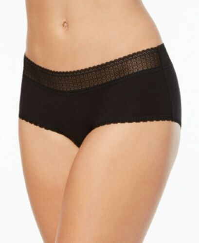 Assorted Colors Jenni by Jennifer Moore Women/'s Lace-Waist Hipster Panty