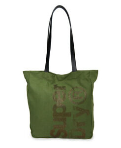 Superdry Damen Shopper Tasche
