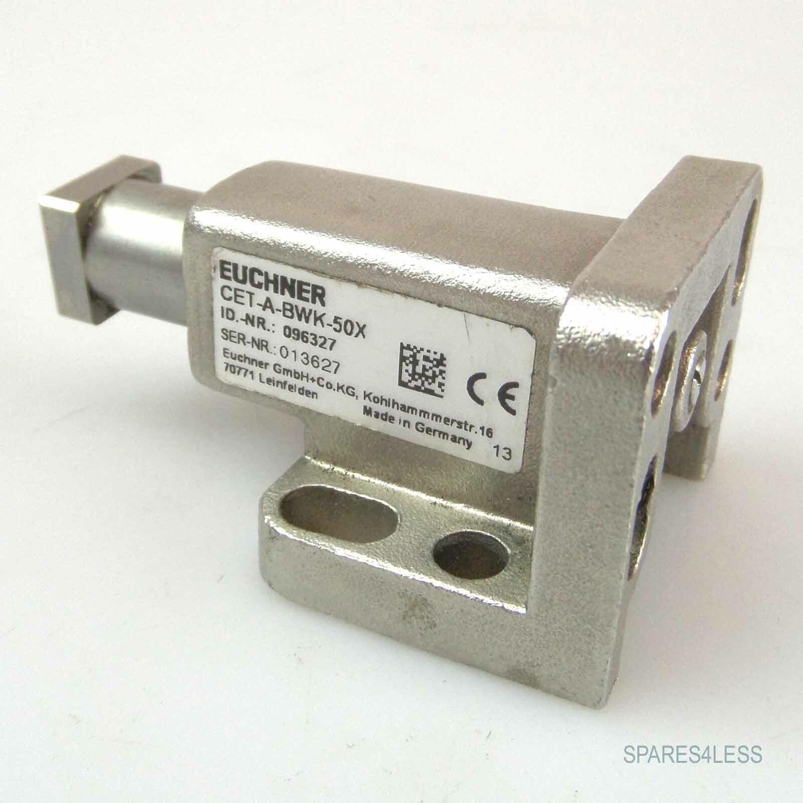 ungebraucht Euchner CET-A-BWK-50X Actuator 096327 HI