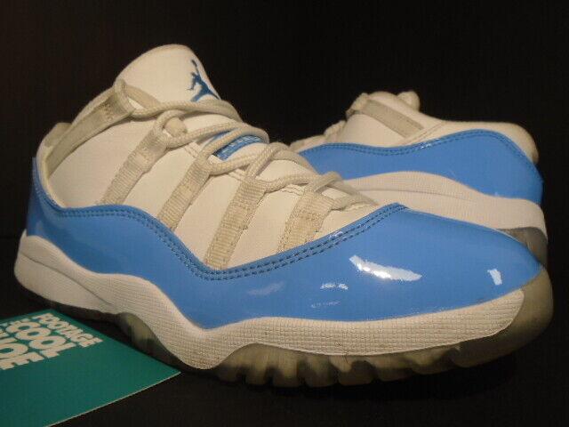 Nike Jordan 11 Retro Low BP XI UNC