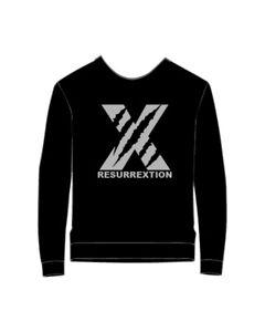 BUNDLE-Felpa-Hip-Hop-Resurrextion-logo-X-CD-Resurrection