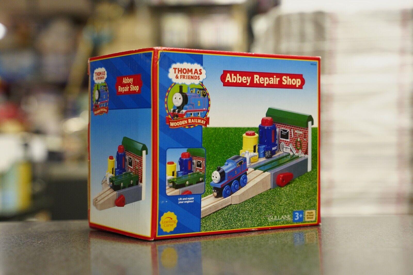Thomas & Vänner träen Järnvägs - Abbey Reparation Shop NIB