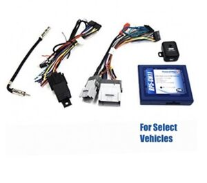 image is loading onstar-amp-chime-steering-car-stereo-wire-harness-