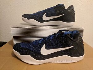 detailed look 50371 bd35a Image is loading NEW-Nike-Kobe-XI-Elite-11-Mark-Parker-