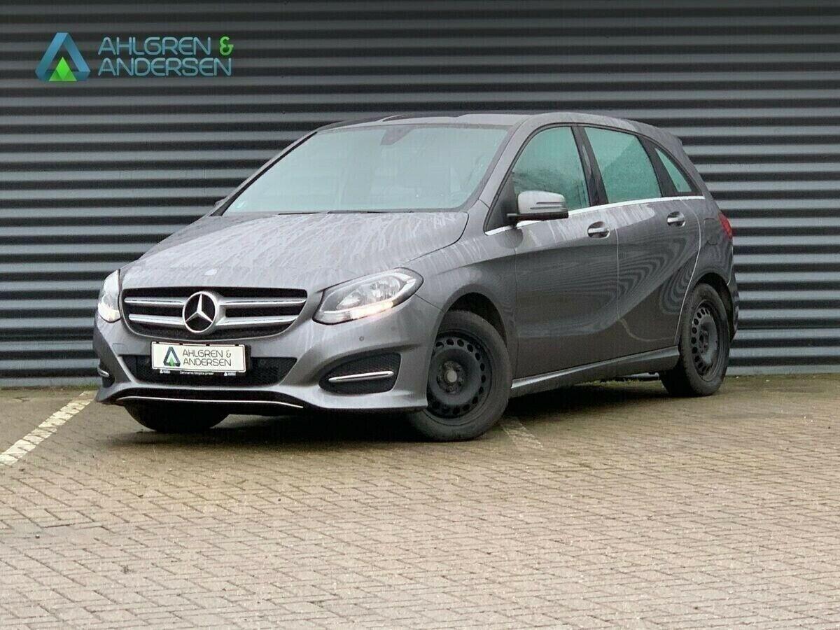 Mercedes B200 2,2 CDi Business aut. 5d