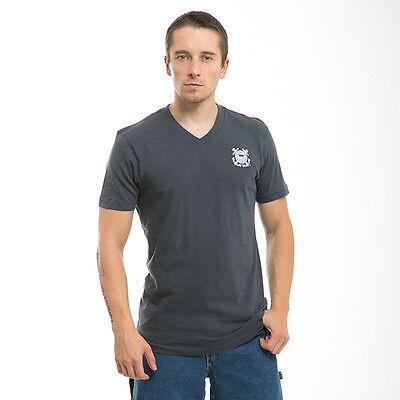 United States US Coast Guard Military V-Neck Tee T-Shirt T-Shirts T Shirt Shirts
