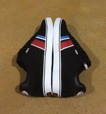 DVS Milan 2 CT Size 13 Black Suede Militia Ignition BMX DC Skate Shoes Sneakers