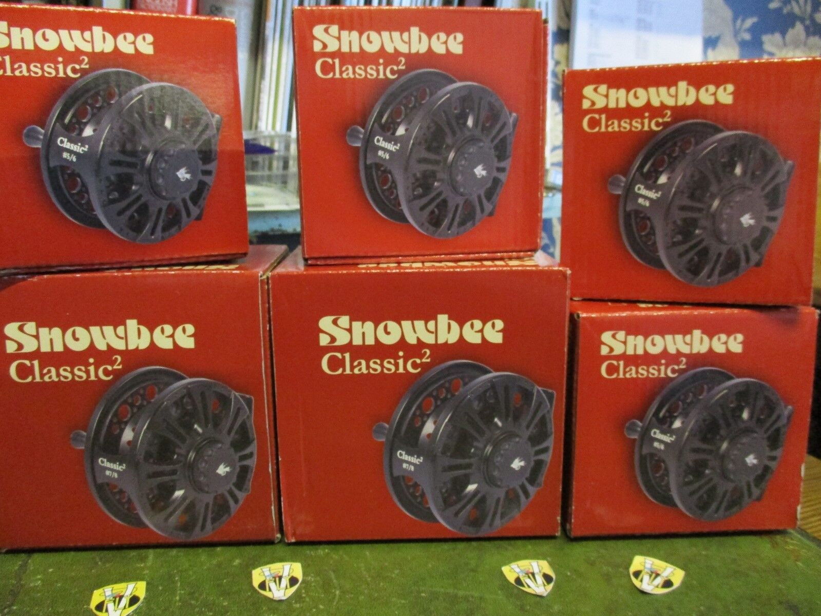 Snowbee Classic 2  Trout & Salmon Fly Reels & Spare Spools All Model Listing  outlet store