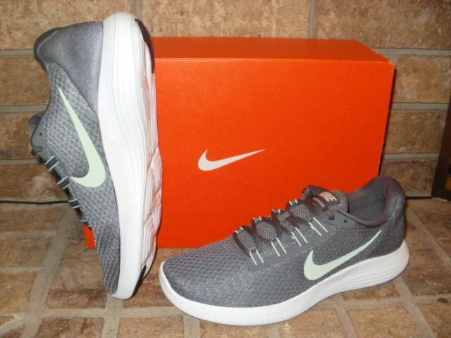 Nike Lunar Converge Size 11 Gray/mint