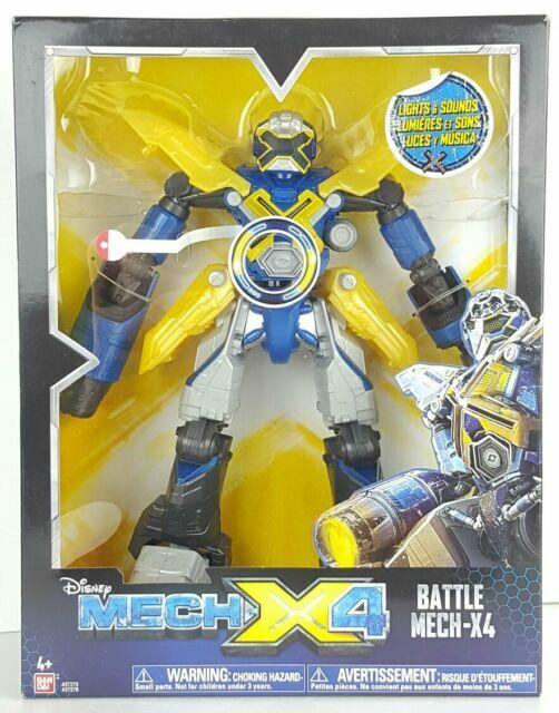 """Mech-X4 10/"""" Battle Robot  Feature Figure"""