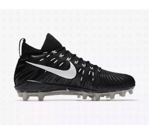 La foto se está cargando Nike-Alpha-amenaza-Elite-Botines-De-Futbol-Negro- 9668678dfdefe