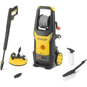 Stanley Hochdruckreiniger SXPW22PE 150 bar 2200W 440 l/h inkl. Flächenreiniger