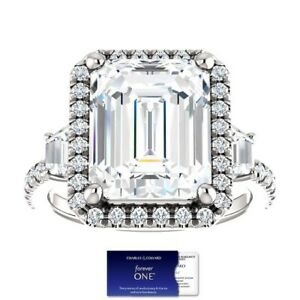 6-00-Carat-Forever-One-Emerald-Cut-Halo-Style-Ring-Charles-amp-Colvard