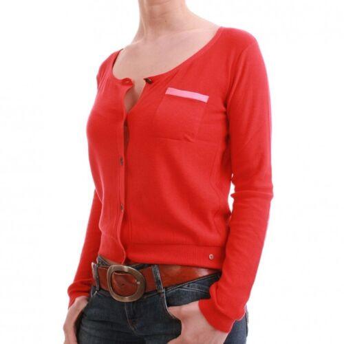 0003 Cardigan 31658 Rouge Colorblock Levis Femmes PvnIYxx