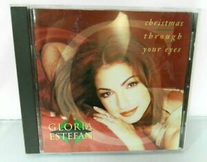 Gloria-Estefan-Christmas-Through-Your-Eyes-CD-1993-Sony-Music
