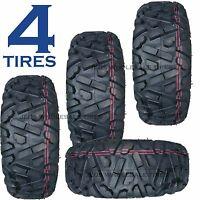 Four 24x8-12 24/8-12 24x8.00-12 24/8.00-12 24x800-12 24-800-12 Mini-truck Tires