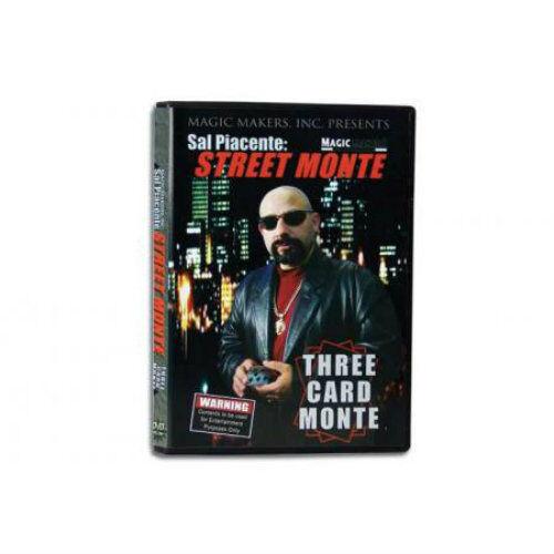 New Street Monte Magic Tricks Three Card Monte