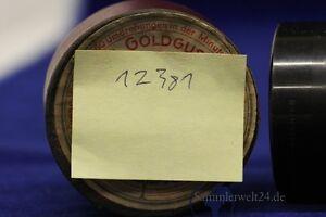 üBerlegene In Qualifiziert Edison Goldguss Walze Nummer 12381 Titel Unbekannt !! QualitäT