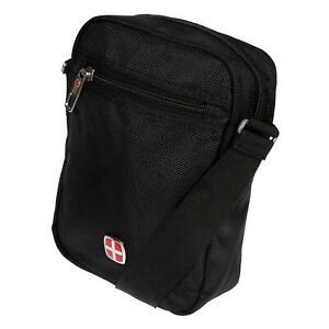Damen-Herren-kleine-Tasche-Umhaengetasche-Schultertasche-Crossover-Herrentasche