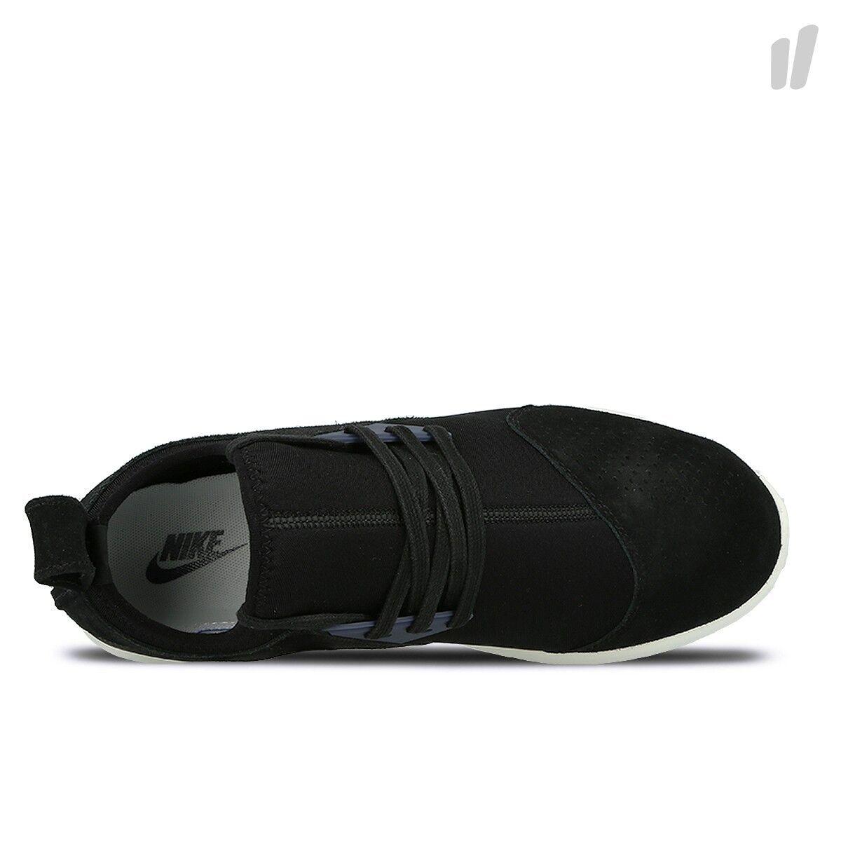 NIKE LUNARCHARGE PREMIUM Trainers Suede Gym Casual noir Fashion noir Casual - Various Tailles ec65c8