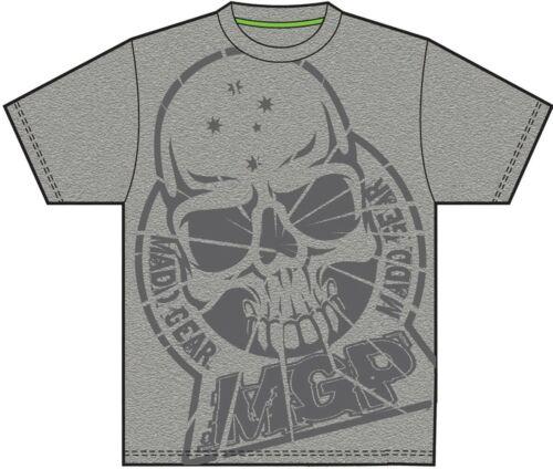 Madd Gear MGP Kids Shattered  T-Shirt Grey ** SALE 50/% OFF **