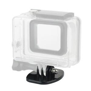 Curved-amp-Flat-Adhesive-Tripod-Mount-Adapter-For-GoPro-Hero-3-3-4-5-Xiaomi-Yi-SJ