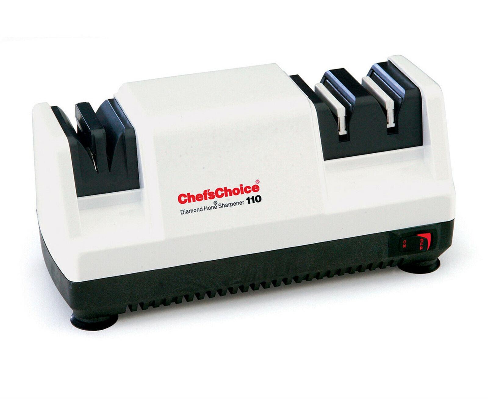Chef's choice 110   affilatore elettrico con affilatori al diamante  made in USA