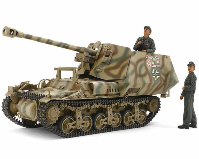 Tamiya 35370 Jagdpanzer Marder I Sd.Kfz.135 1:35 modellismo