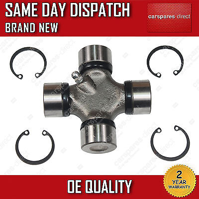 Land Rover Discovery 1 Front Propshaft UJ Universal Joint 75mm 27mm Cups x2