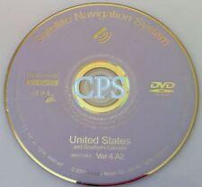 OEM 2012 Update 2007 2008 Acura TL & Type-S GPS Navigation DVD Map Ver 4.A2 U.S.