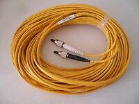 Tii-ditel 15 Meter Siecor Duplex Fiber Optic Pigtail Cable Assembly S37ps2fis