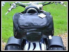 Weiche Ledertasche Tasche für sissi bar -für benutzerdefinierte Motorrad Harley
