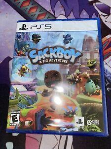 Brand New Sackboy: A Big Adventure - Sony PlayStation 5 Ships Fast