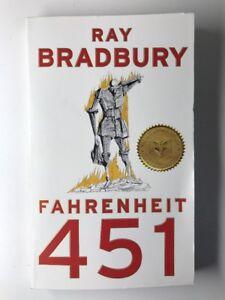 Fahrenheit-451-de-Ray-Bradbury-Livre-d-039-occasion