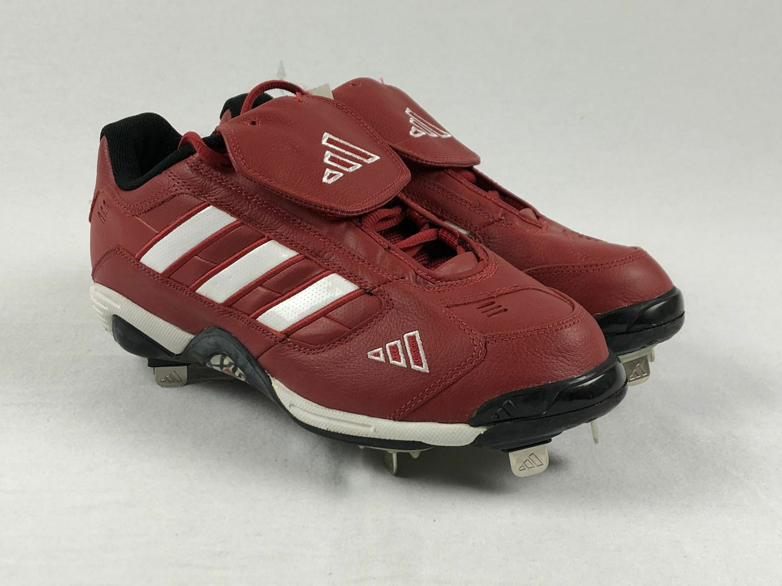 NEW adidas Excelsior Low - Red Cleats (Men's Multiple Sizes)