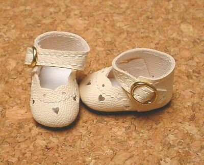 "8/"" Lil Innocent Patsy Doll Shoes 31mm LT PURPLE Heart Cut custom for 6/"" Kelly"