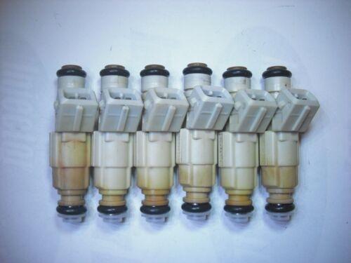 One Flow Tested Refurbished 36 lb//hr EV1 Fuel Injector # 0280155811 Turbo GM 1