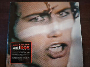 ADAM-AND-THE-ANTS-Ant-Box-3X-CD-New-Wave-Post-Punk