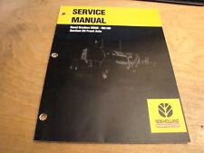 New Holland Rg80 Rg100 Road Grader Front Axle Service Repair Shop Manual