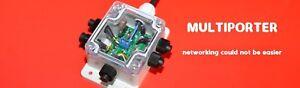 NMEA 2000 Multiport  Starter Kit Network Block Garmin Simrad Lowrance Multi-Port